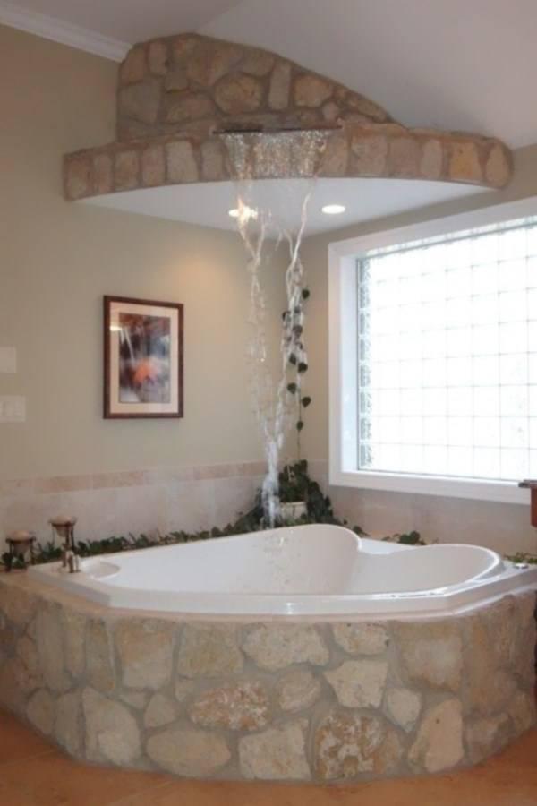Вдохновляющие идеи для ванной комнаты
