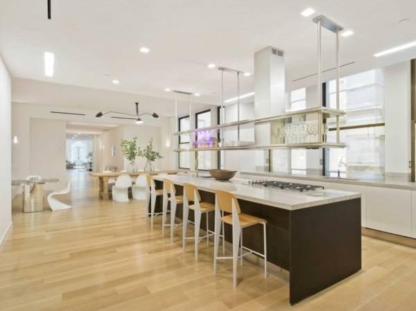 J.Lo Penthouse Mutfak Tasarımı