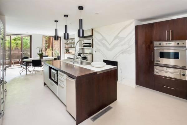 Дизайн кухня Сары Джессики Паркер