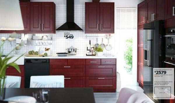 Мебель IKEA для кухни каталог 2015