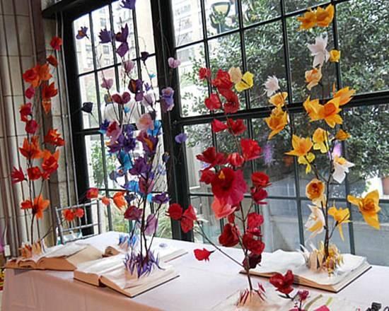 Декор на стол от дизайнера Marlena Pavich
