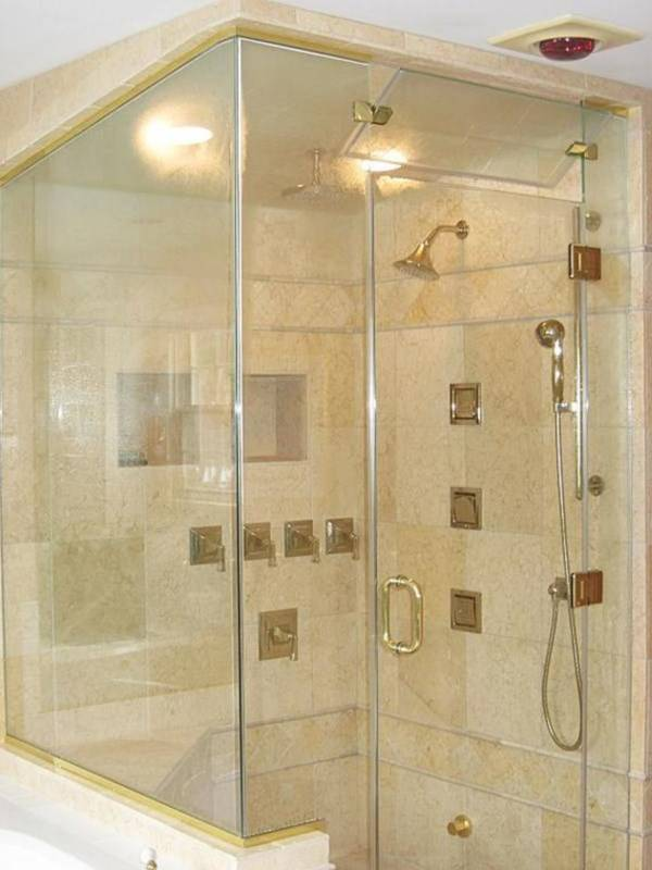 Как сделать душ с паром