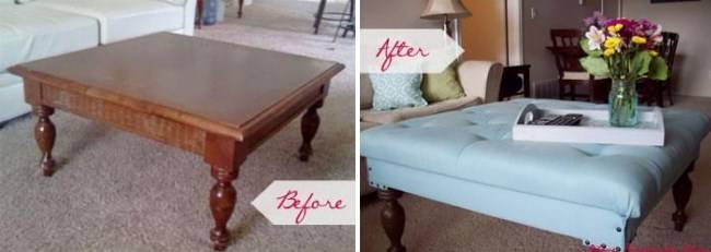 Идея для реставрации мебели
