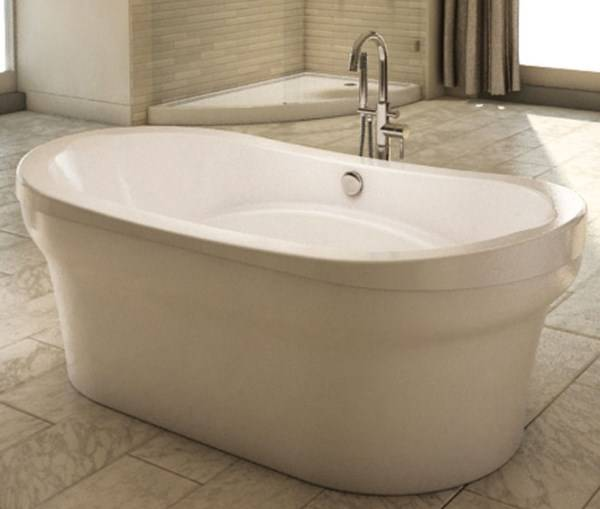 Ванной римской формы