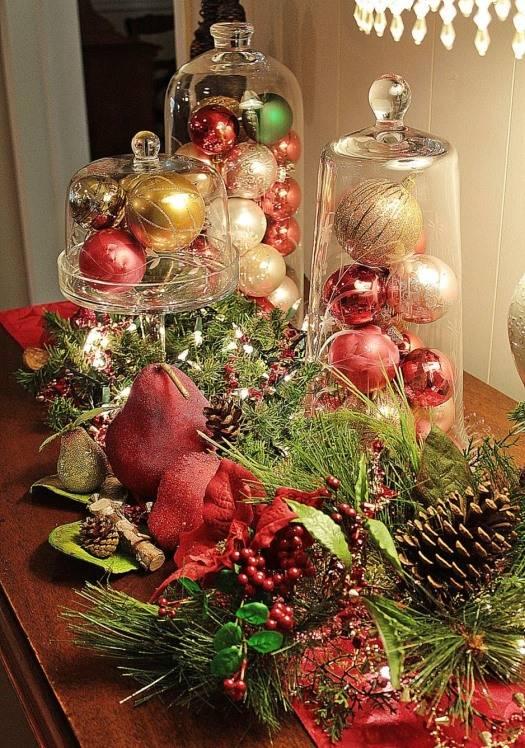 Рождественские декор в доме