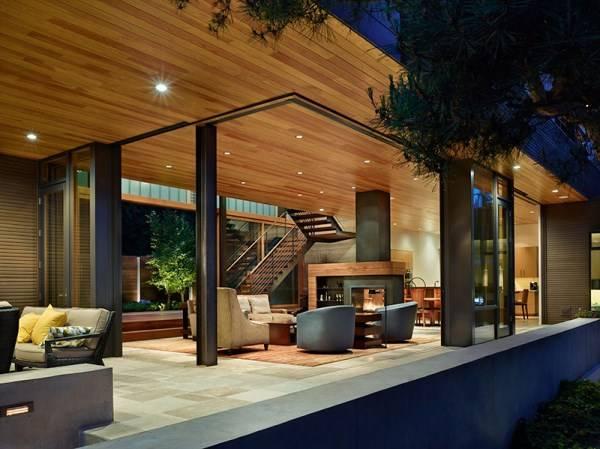 Дом мечты Courtyard House