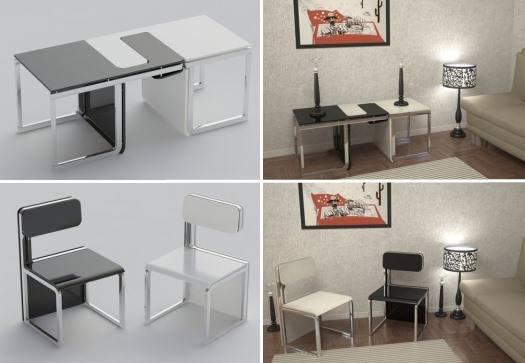 Стильная и функциональная мебель для гостиной