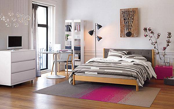 Стильный дизайн для комнаты подростка