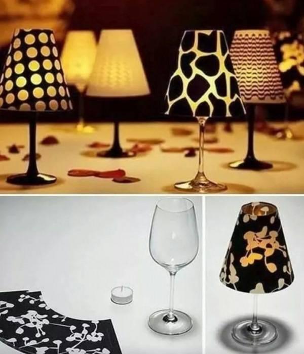 Идеи для украшения стола