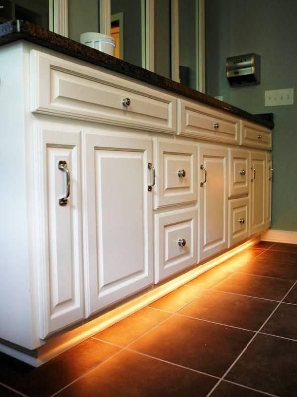 Как создать уют в белой кухне