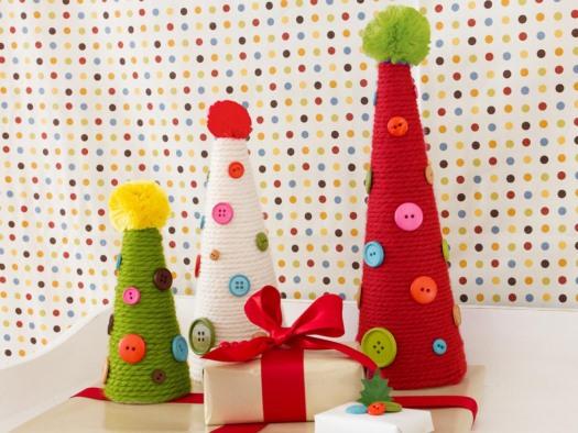 Новогодние подарки из фруктов