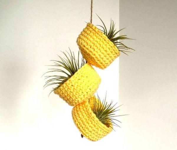 Декоративное оформление комнатных растений