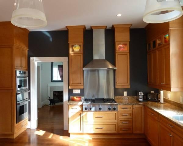 Какой цвет выбрать для стен в кухне?