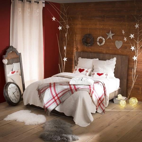 milyy-dekor-spalni-k-novomu-godu