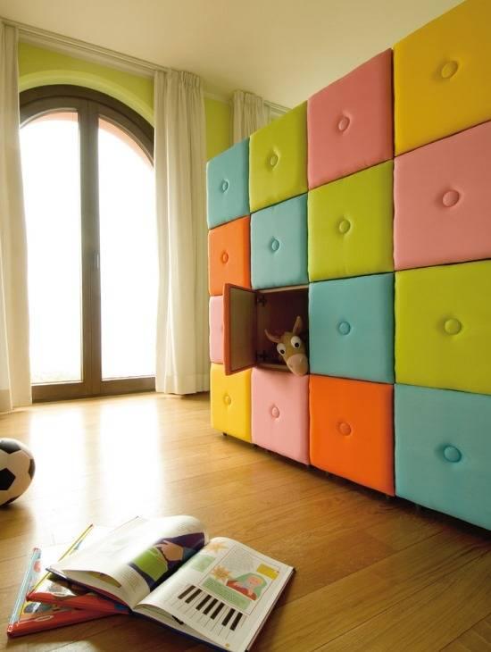 Стильная оригинальная детская мебель
