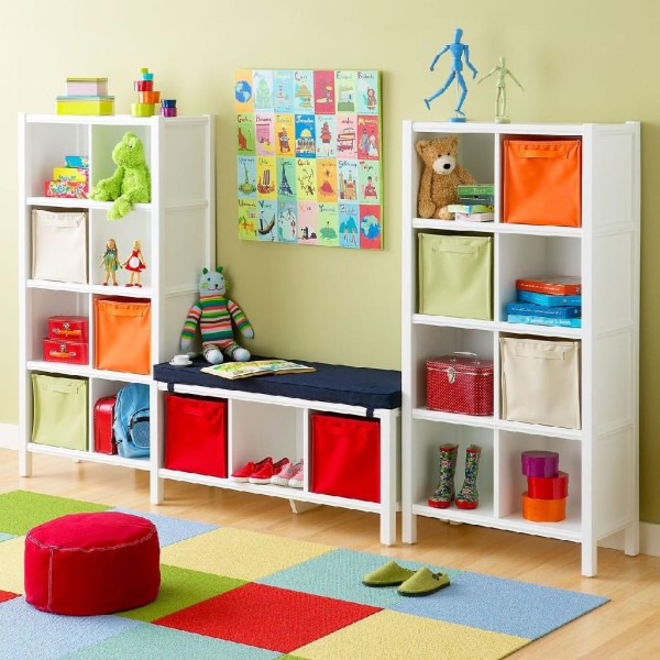 Удобная мебель для детской комнаты