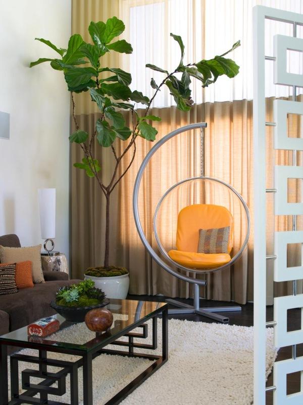 Дизайнерский стул для гостиной