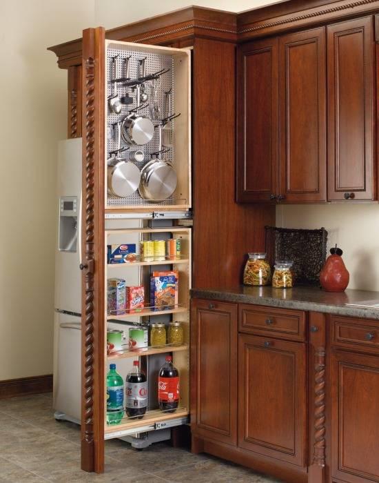 Наводим порядок на кухне