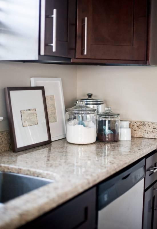 Декор для кухни: рецепты в рамках