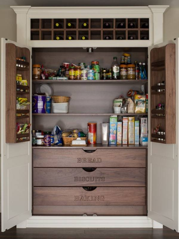 Organizador para utensilios de cocina