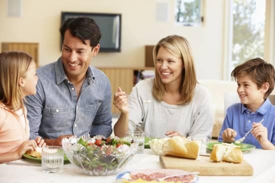 Как дизайн кухни влияет на ваше питание