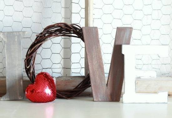 Декор на День святого Валентина своими руками
