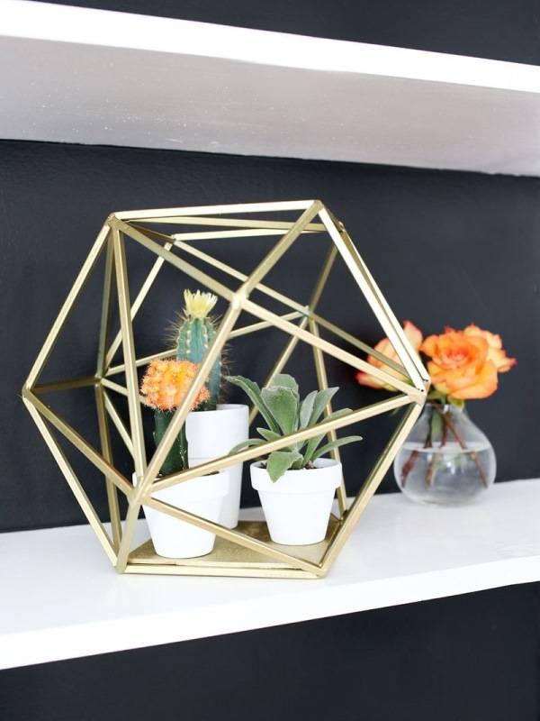 Декор геометрической формы