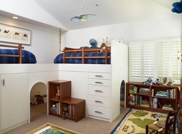 Детская с дополнительной комнатой