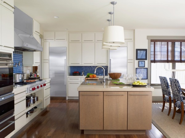 Кухонные шкафы под потолок