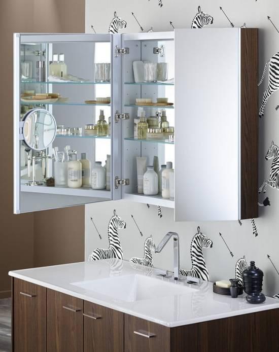 Медицинский шкафчик для ванной