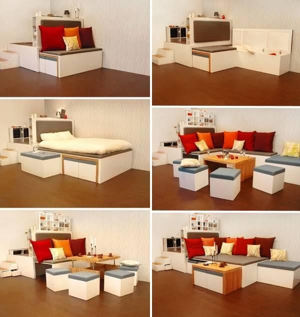"Набор мебели ""матрёшка"""
