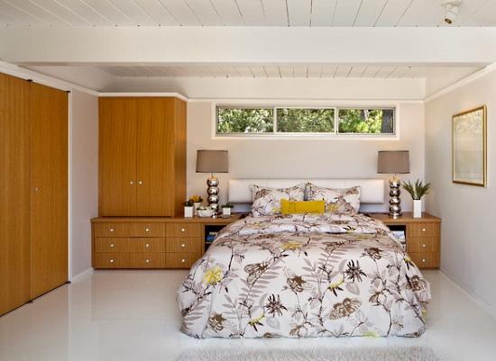 Стильная современная мебель для спальни