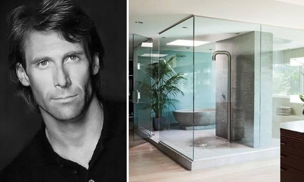 Дизайн ванной комнаты Майкла Бэя