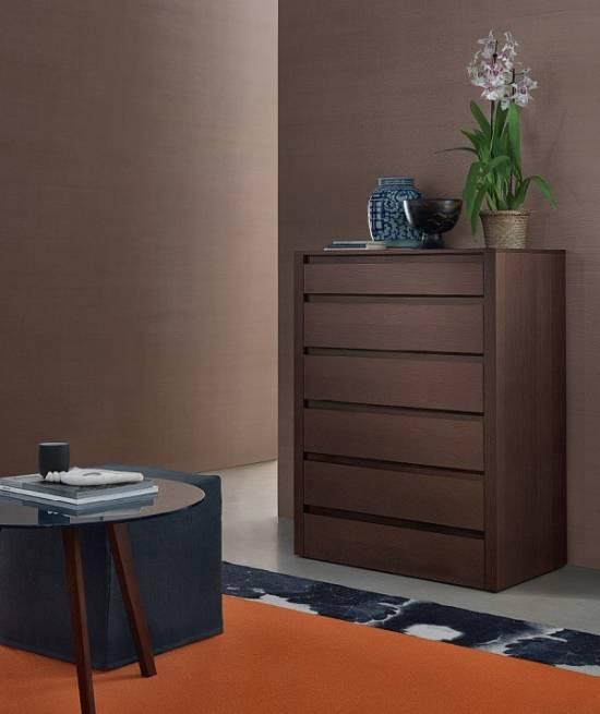 Минималистская мебель для спальни