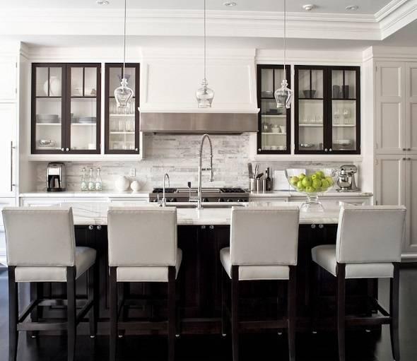 Строго симметричная кухня