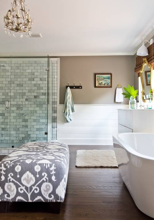 Ванная комната для настоящего отдыха