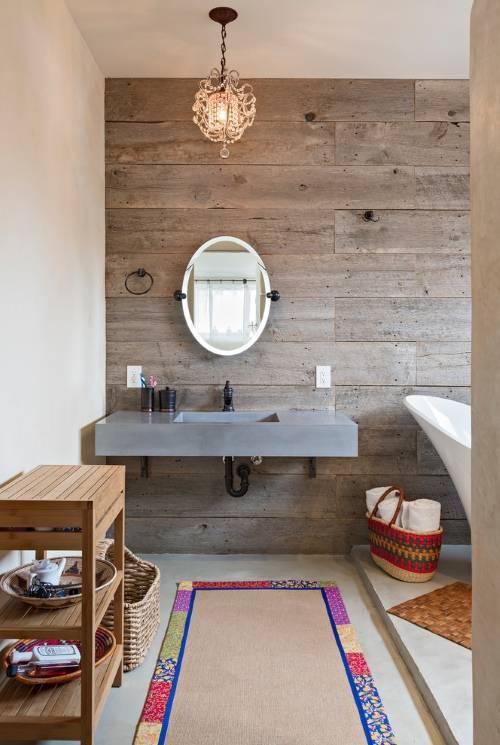 Яркие аксессуары для ванной