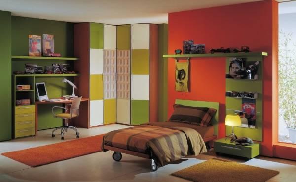 zeleno-oranzhevyy-interier