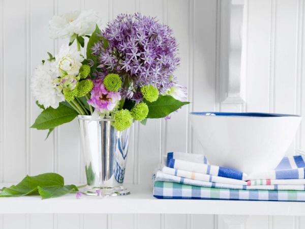 Букет для ванной или кухни