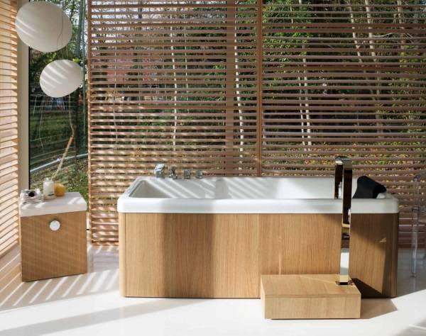 Мебель и декор из бамбука