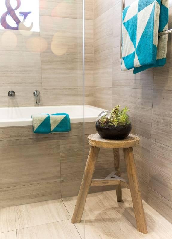 Комнатные растения в ванной комнате