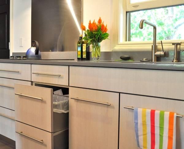 Шкафчики для кухни без формальдегида