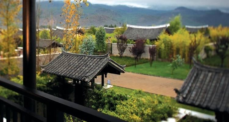 Отдых в Китае в отеле Banyan Tree Lijiang