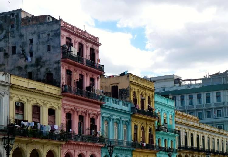 Свадебное путешествие в Гавану