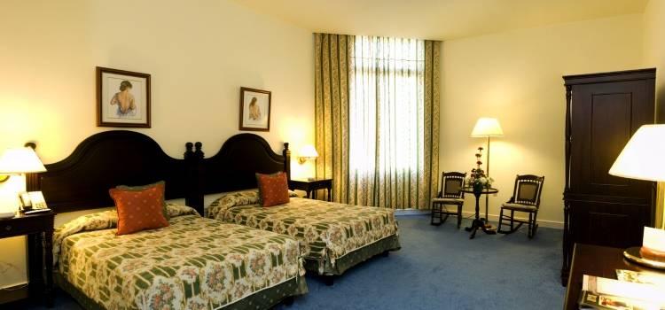 Отель Hotel Nacional внутри
