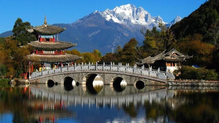 Свадебное путешествие в Китай