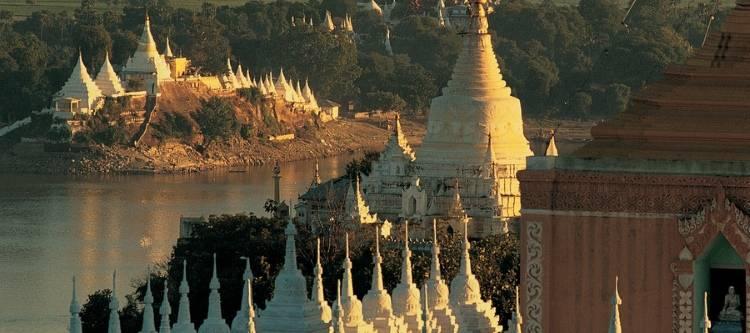 Свадебное путешествие в Мьянму