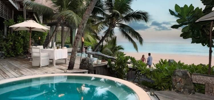 Отель North Island Resort снаружи