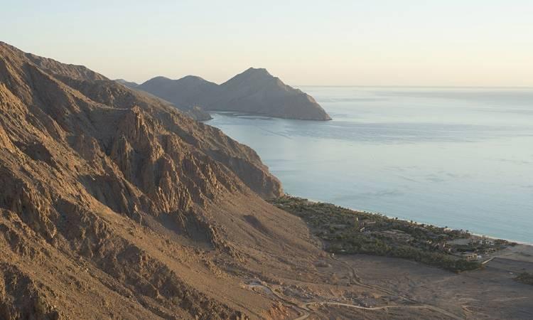 Свадебное путешествие в Оман