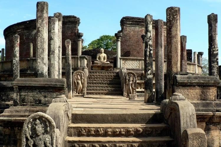 Свадебное путешествие в Шри-Ланку